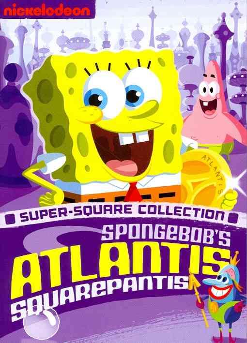 SPONGEBOB SQUAREPANTS:ATLANTIS SQUARE BY SPONGEBOB SQUAREPANT (DVD)