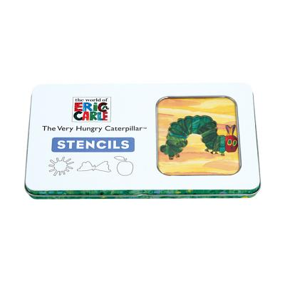 Eric Carle the Very Hungry Caterpillar Starter Stencils By Carle, Eric (ILT)